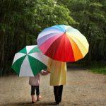 Гуляти з дитиною в погану погоду?