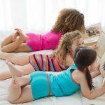 Особенности нижнего белья для детей