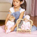 Значення ляльок в життi дівчинки
