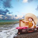 Як відпочивати з дитиною на море