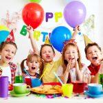 Відзначаємо День народження дитини в холодну пору року