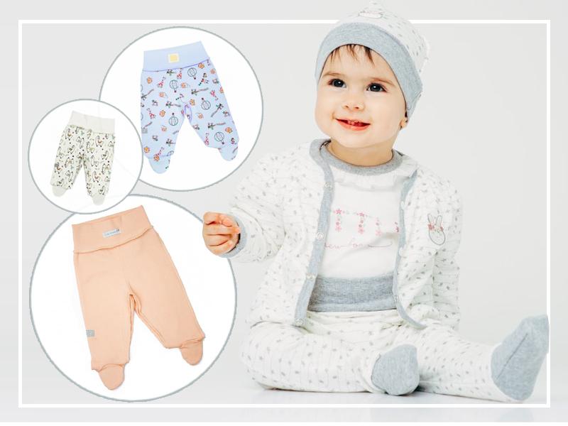 Як і коли одягати повзунки новонародженому - изображение 2