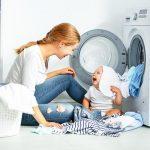 Как правильно стирать детский трикотаж: советы мамам