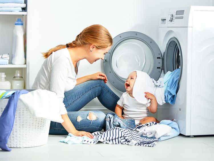Как правильно стирать детский трикотаж: советы мамам - изображение 1