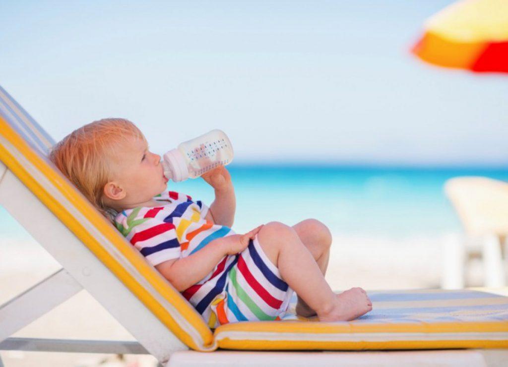 Как отдыхать с ребенком на море