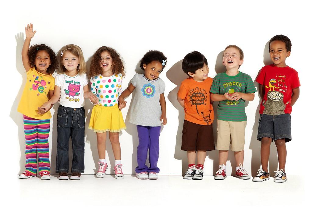 Базовый гардероб ребенка и чем он отличается от взрослого