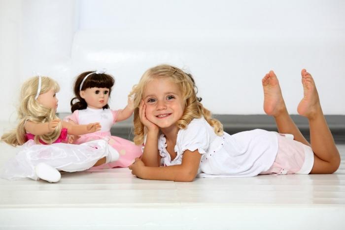 Значение кукол в жизни девочки