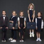 Шкільна форма для першокласниці - як вибрати шкільну форму для дівчинки в перший клас?