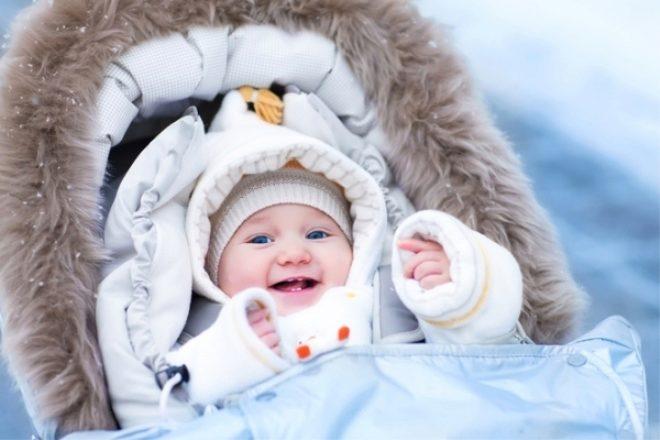 «Розпаковуємо» грудничка або правильний перехід від холоду до тепла