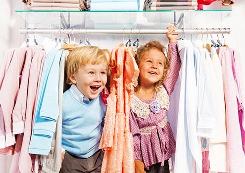 «Чистимо» гардероб разом з малюком - изображение 2