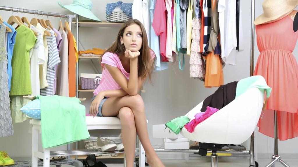 Принципиальные особенности одежды для подростков
