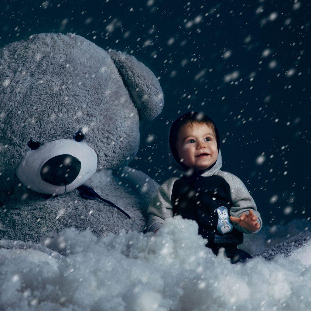 Зимовий одяг для самих маленьких - изображение 4