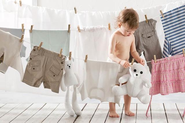 Создаем обязательные правила в отношении одежды для малыша - изображение 1