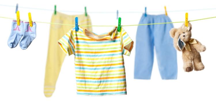Что делать с одеждой, из которой вырос ребенок