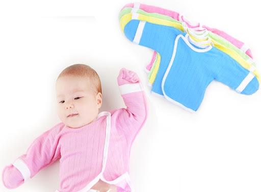 Как подобрать распашонки для новорожденных − полезные советы - изображение 3