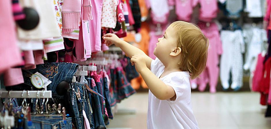 Определяем стиль одежды вашего ребенка