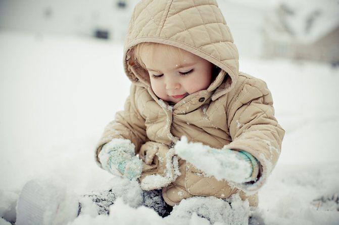 Гулять ли с ребенком в плохую погоду - изображение 3