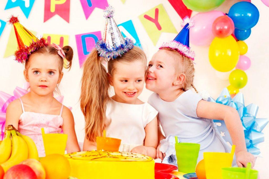 Отмечаем День рождения ребенка в холодное время года