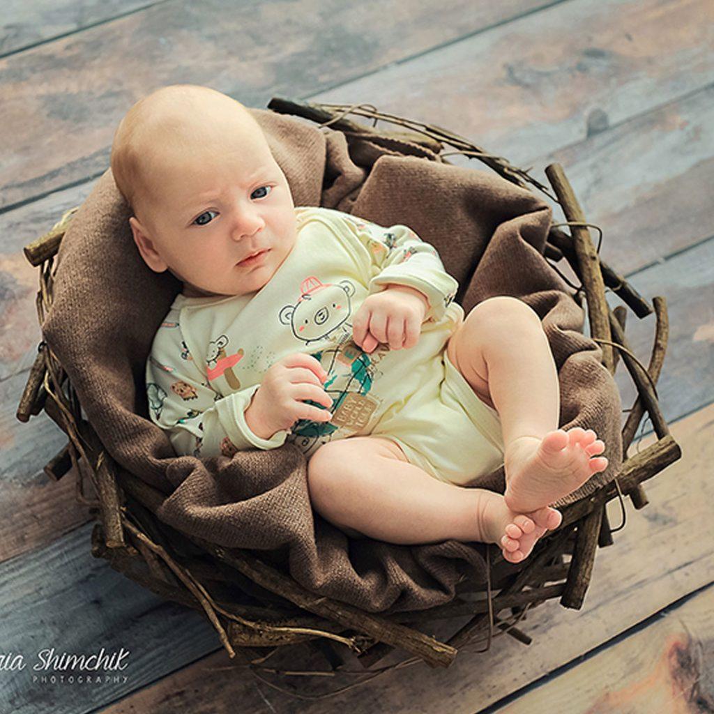 Одежда на первый период жизни ребенка