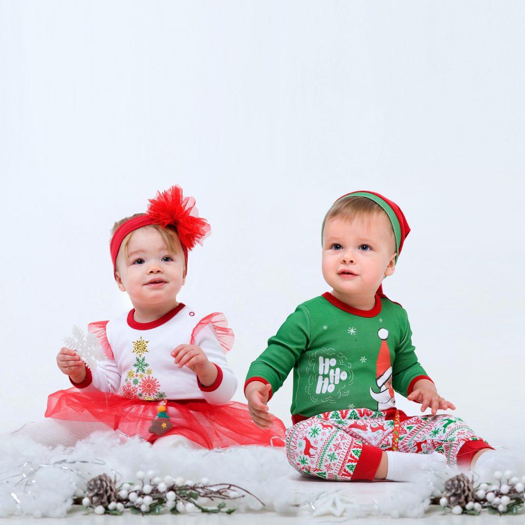 Как нарядить малыша к Рождеству - изображение 2