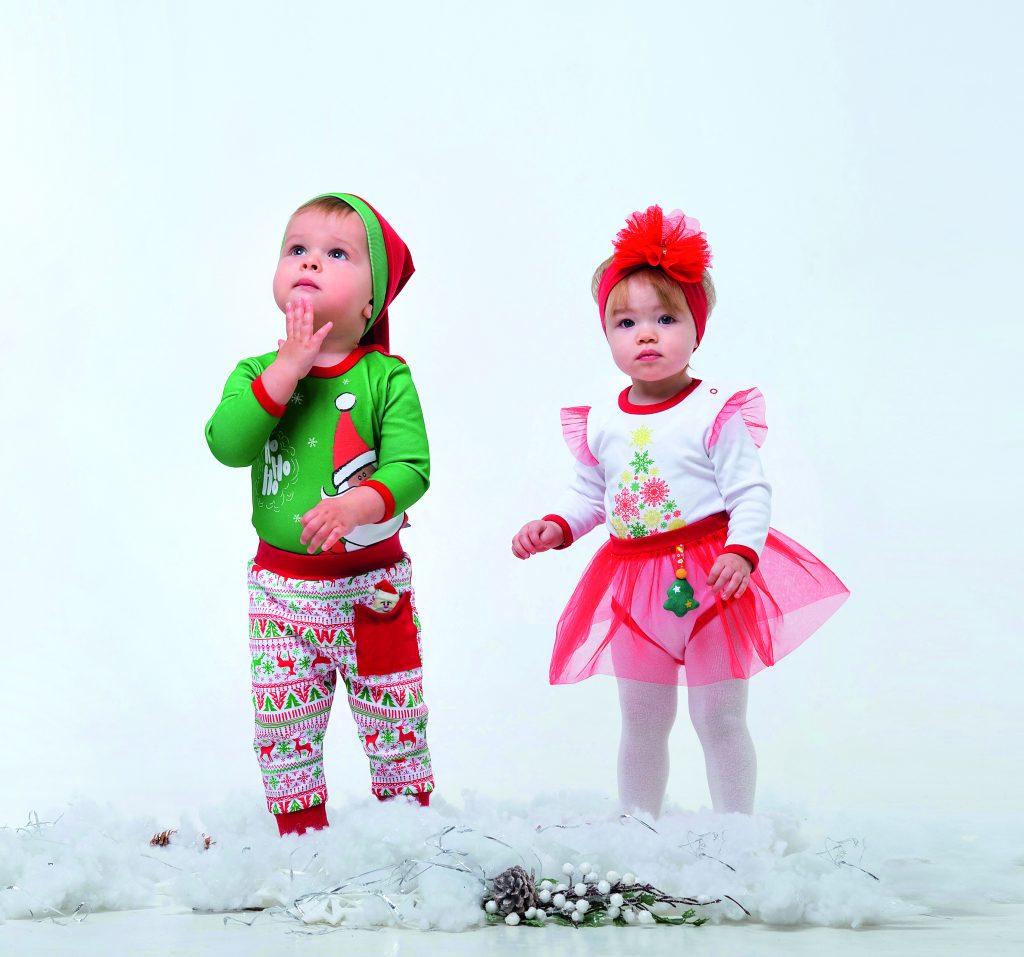 Як нарядити малюка до Різдва