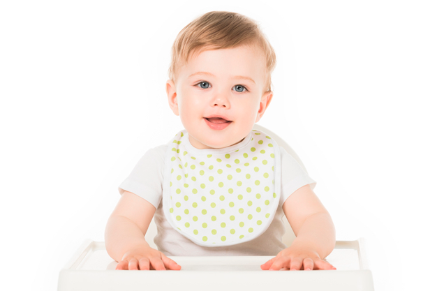 Слинявчик для новонародженого: чи потрібен і для чого? - изображение 1