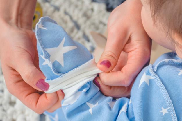 До якого віку потрібно надягати царапки малюкові? - изображение 3