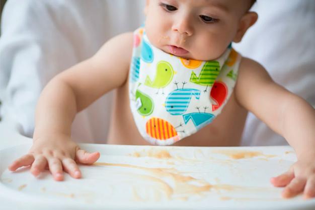 Слинявчик для новонародженого: чи потрібен і для чого? - изображение 2