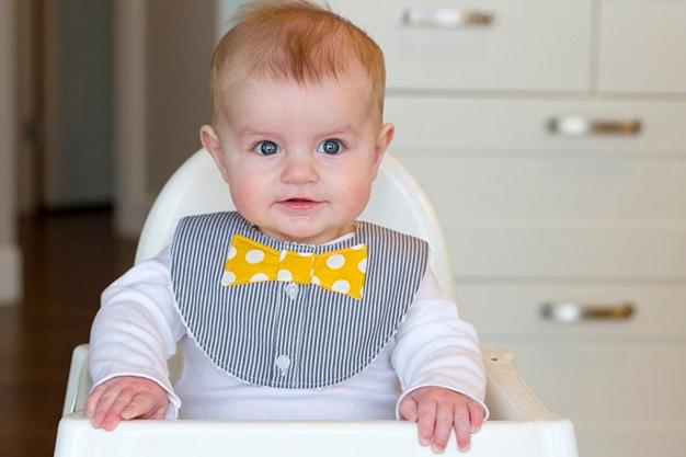 Слинявчик для новонародженого: чи потрібен і для чого? - изображение 3