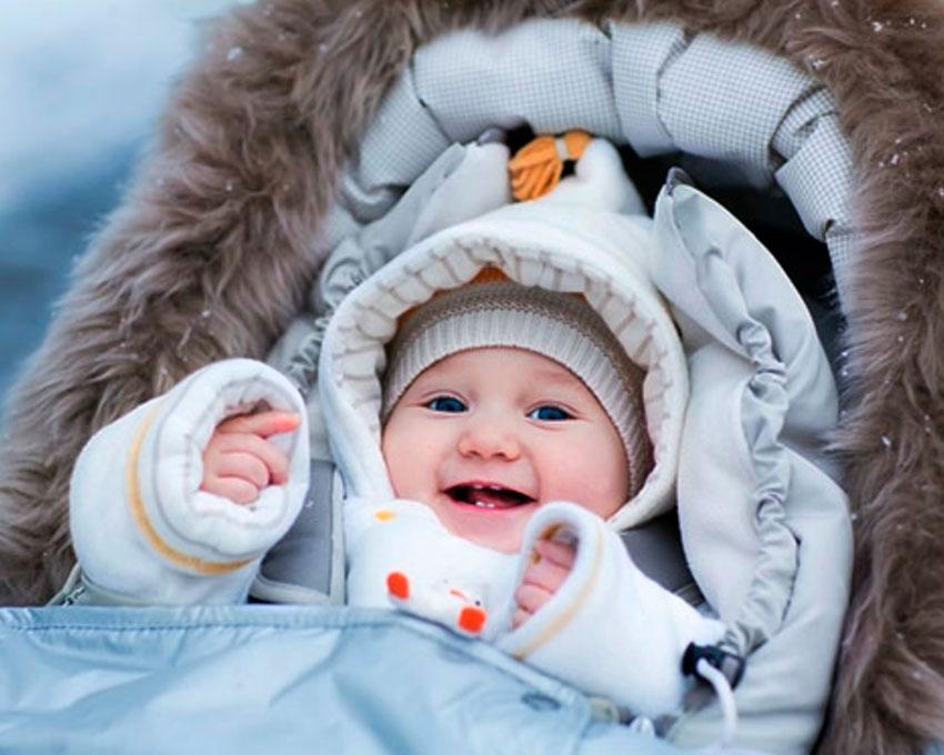Вибираємо зимовий одяг для дитини: як краще зігріти? - изображение 3