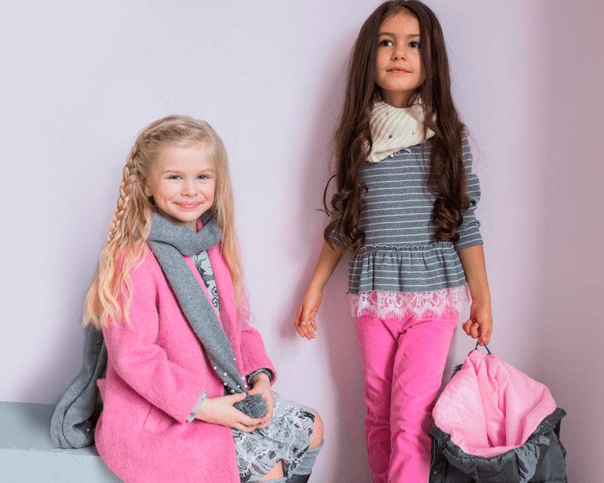 Одежда на осень для девочки: выбираем базовый гардероб - изображение 2
