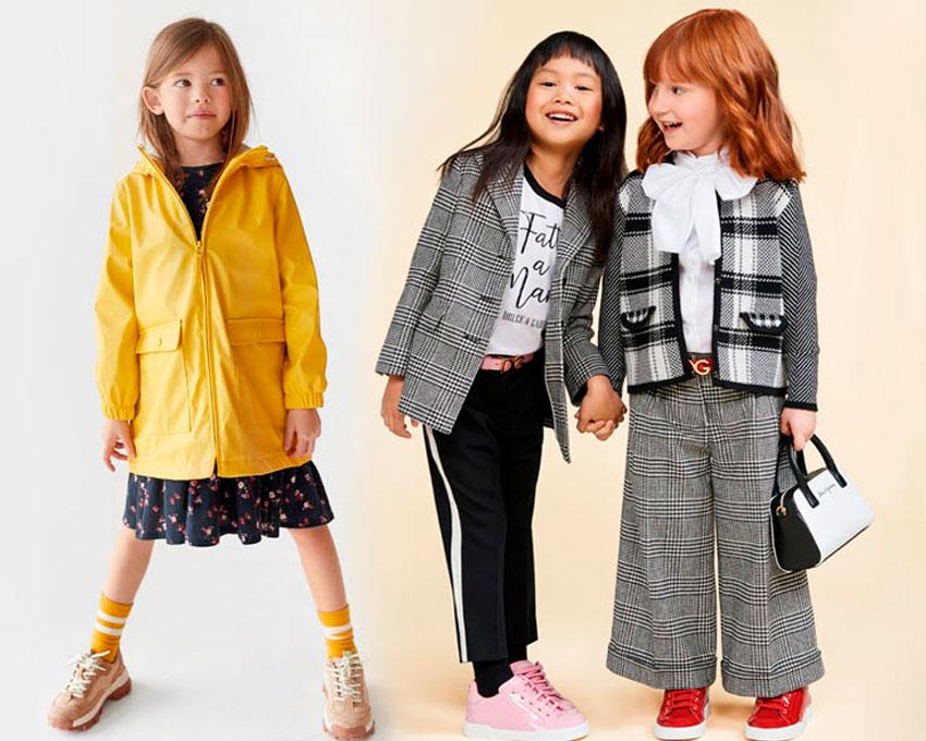 Одежда на осень для девочки: выбираем базовый гардероб - изображение 3