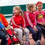 Спортивные костюмы в детском гардеробе