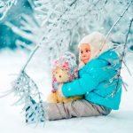Как правильно одевать ребенка в холодную погоду