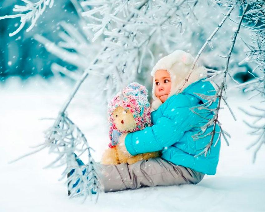 Как правильно одевать ребенка в холодную погоду - изображение 1