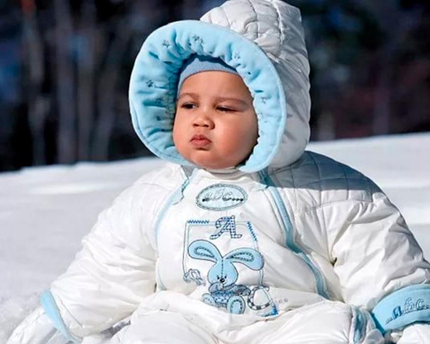 Как выбрать детский комбинезон на зиму? - изображение 1