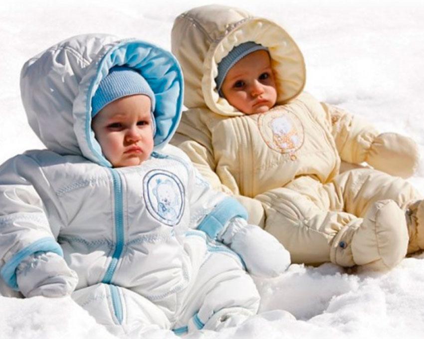 Як вибрати дитячий комбінезон на зиму? - изображение 2