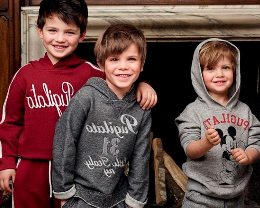 Спортивные костюмы в детском гардеробе - изображение 2