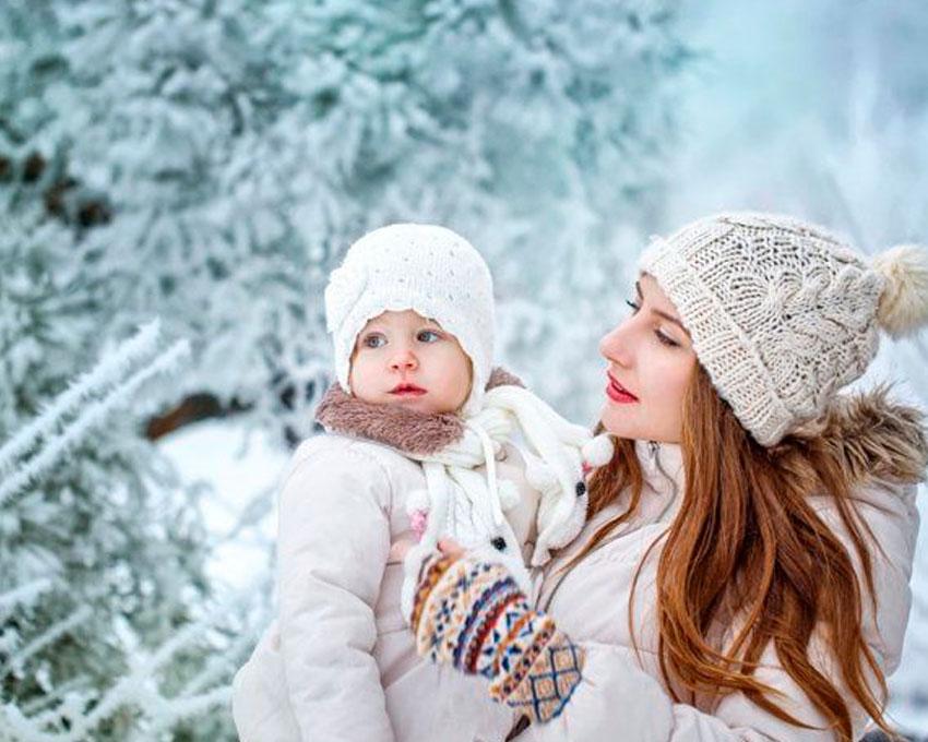 Как правильно одевать ребенка в холодную погоду - изображение 5
