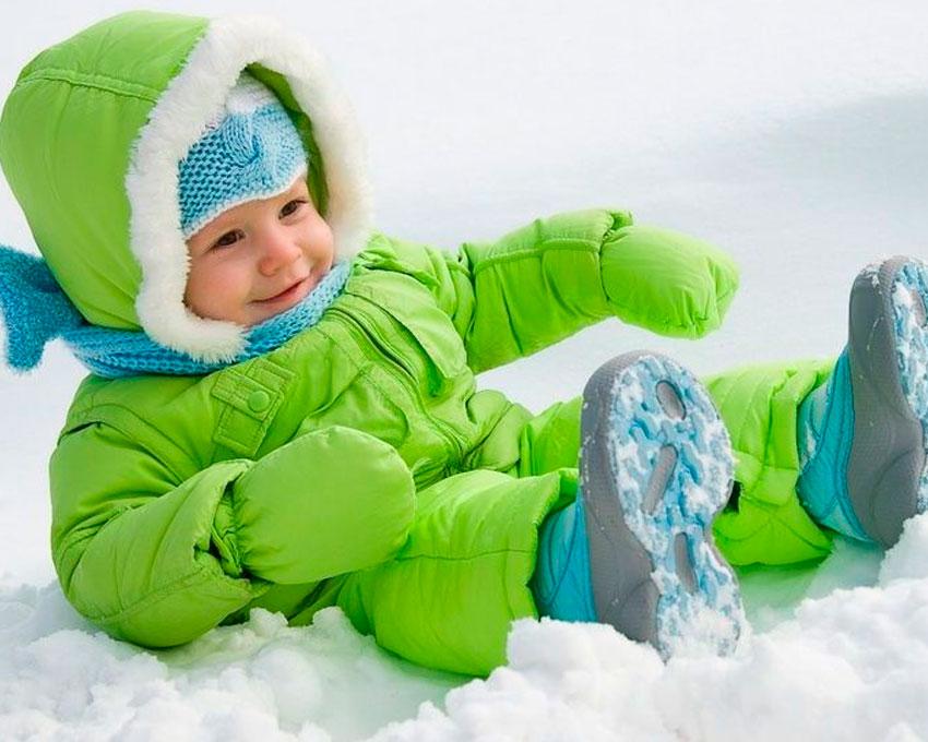 Как правильно одевать ребенка в холодную погоду - изображение 4