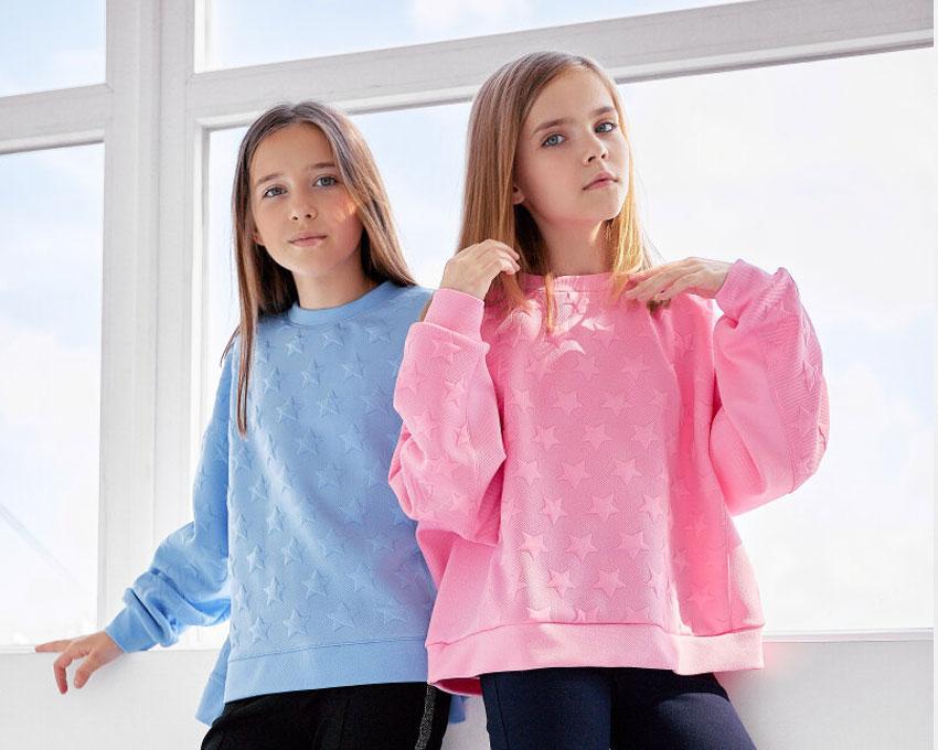 Толстовка и свитшот – основа гардероба ребенка - изображение 2