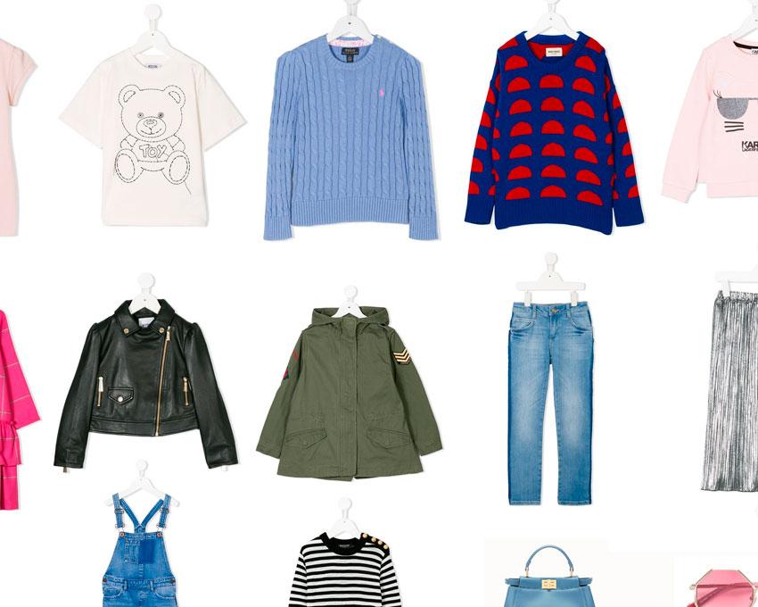 Одежда на осень для девочки: выбираем базовый гардероб - изображение 4