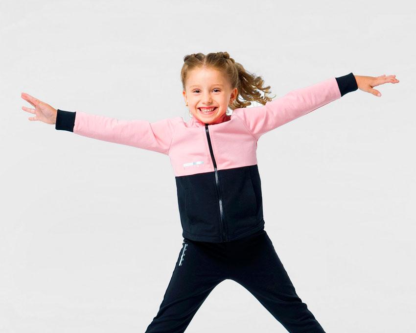 Дитячий спортивний костюм - незамінна річ в гардеробі дитини - изображение 2