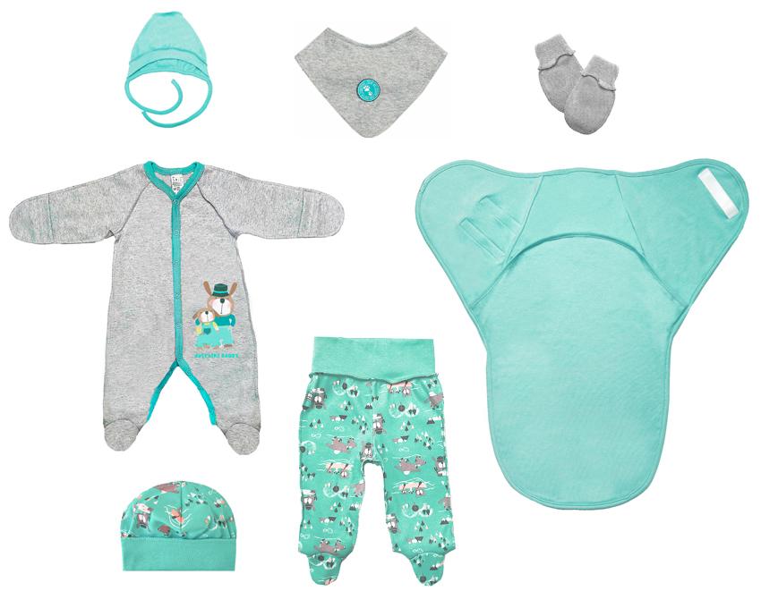 Список необходимых вещей для новорожденных весной - изображение 4