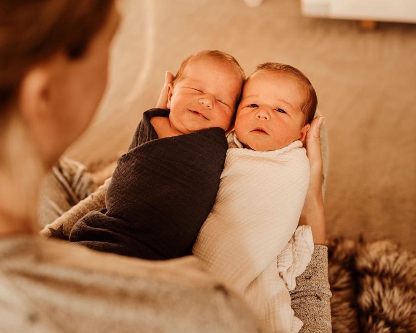 Как одевать близнецов, не делая из них клонов? - изображение 1