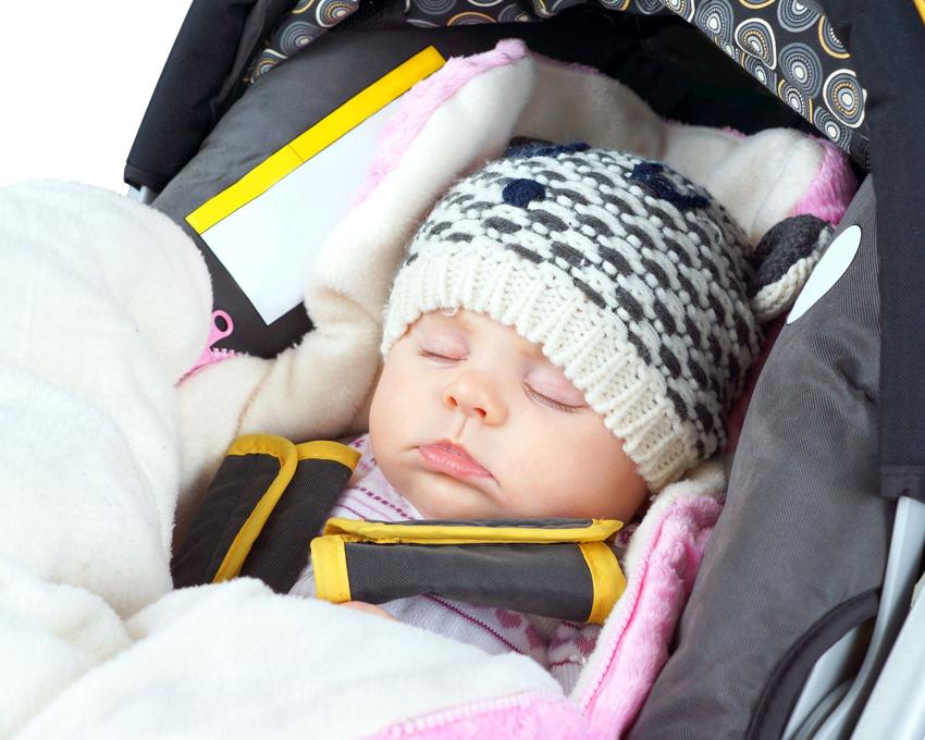 Як одягнути дитину по погоді в різні пори року - изображение 1