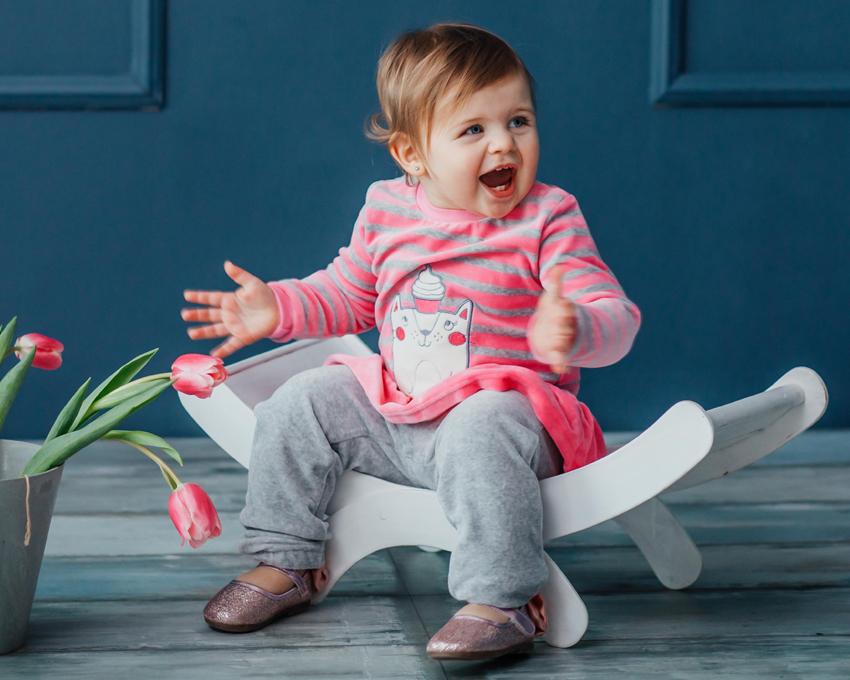 Одежда для девочек от 1 до 3 лет - изображение 1