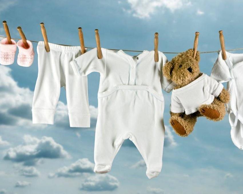 Правильный уход за детской одеждой - изображение 1