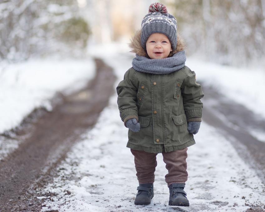 Як одягнути дитину по погоді в різні пори року - изображение 2