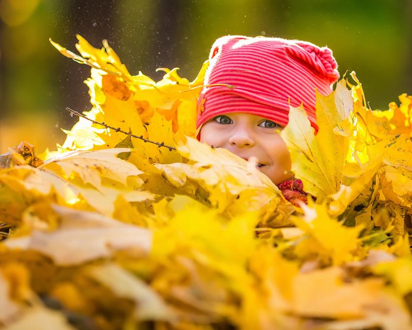 Як одягнути дитину по погоді в різні пори року - изображение 3
